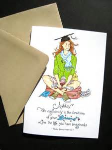 graduation card graduate custom graduation card