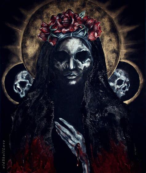 imagenes de halloween de la muerte santa muerte chidas tattoo design bild