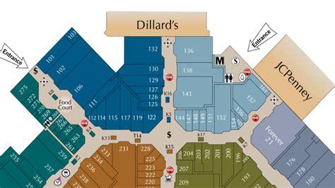 layout of acadiana mall acadiana mall map my blog
