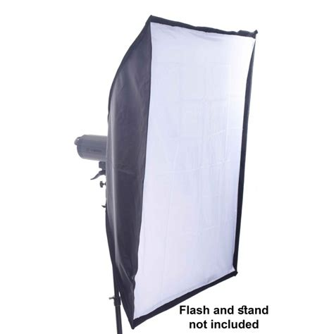 Softbox 60 X 90 open softbox 60cm x 90cm square with bowens speed ring