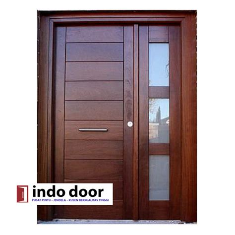 daun pintu minimalis 013 jual pintu kayu solid murah pabrik pintu kayu