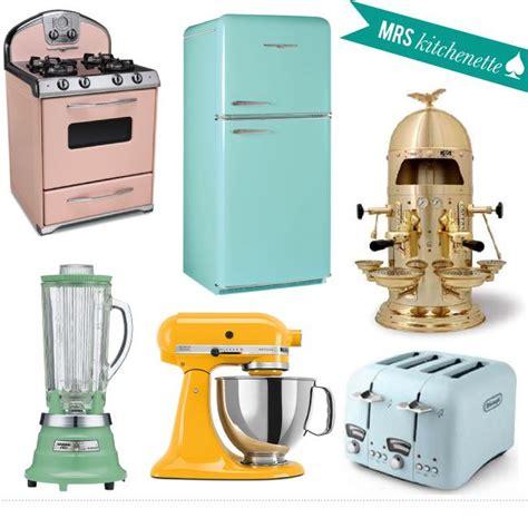 1950s kitchen appliances i