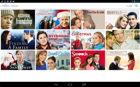 Hallmark Channel List - the view from here