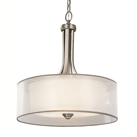 Kichler Lighting 42385 3 Light Lacey Large Pendant Atg Kichler Pendant Lighting
