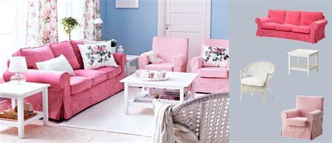 ektorp 3er sofa ein wohnzimmer eingerichtet mit ektorp 3er sofa mit bezug