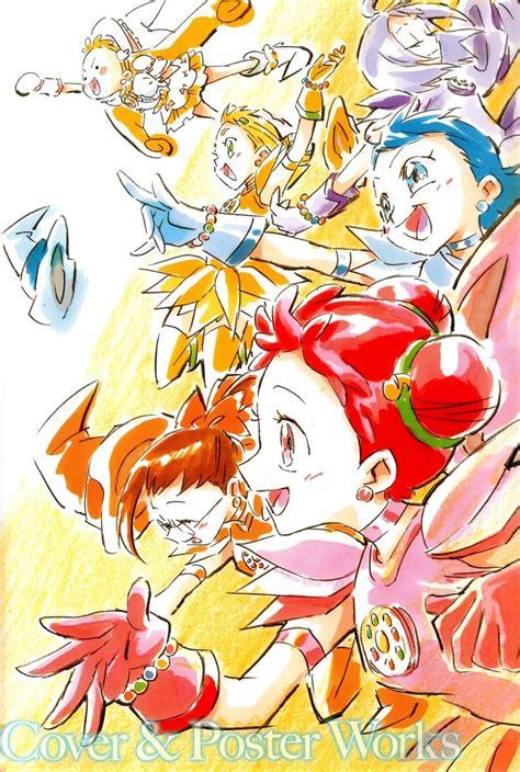 ojamajo doremi 16 25 best ideas about ojamajo doremi on kawaii