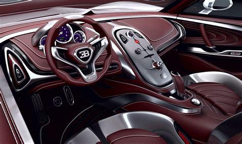 bugatti sedan interior bugatti gangloff concept greenstylo