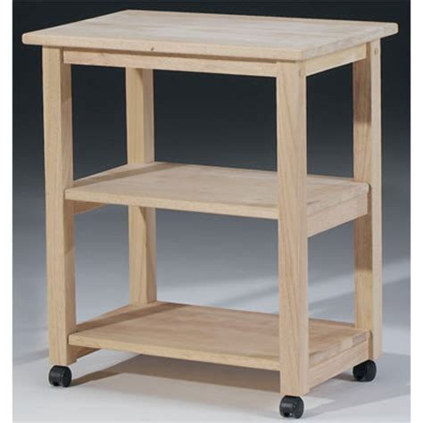 kitchen island microwave cart kitchen islands microwave cart by international concepts