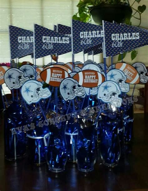 Dallas Cowboy Decorations by Best 25 Dallas Cowboys Ideas Only On