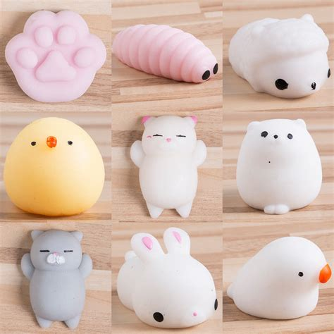 squishy cat kawaii japan squeeze squishy cat animals 11 models to