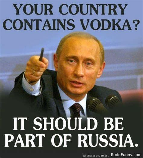 Vladimir Putin Memes - vladimir putin logic http www rudefunny com memes