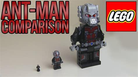 Lego Antman lego ant comparison