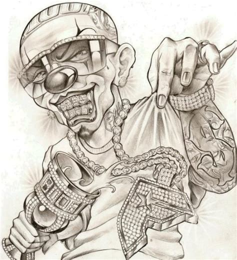 gang tattoo designs money images designs