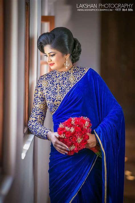salon cattleya sri lanka engagement saree bridal saree