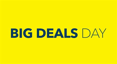 day deals best buy doing its own prime day sales called quot big deals
