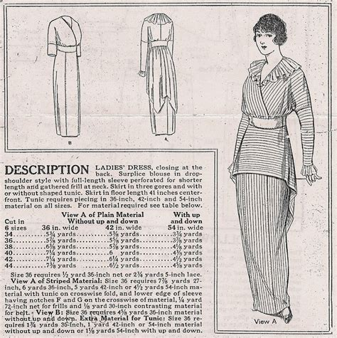 Fashion Bag 8211 1 c1913 dress attic copies 8211 from past patterns