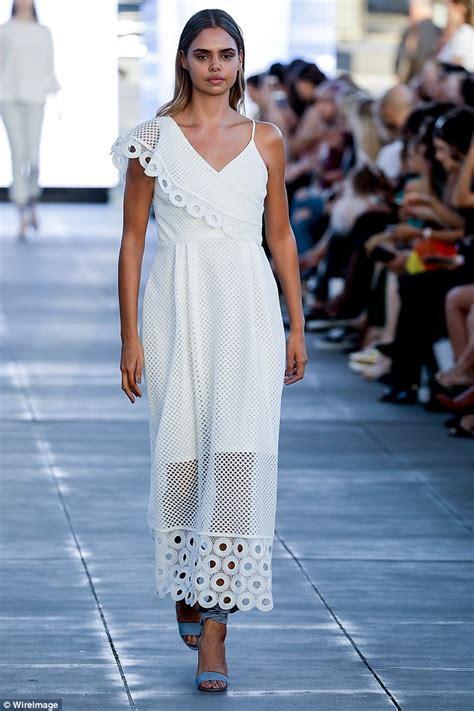 Next Launch Fashion Runway harris stuns on vmaff s next launch runway