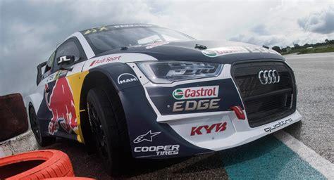 Audi Rx by Audi S New S1 Eks Rx Quattro Ready For Rallycross