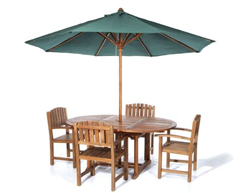 Outdoor Chair With Umbrella by Choosing The Best Outdoor Patio Set With Umbrella For Your