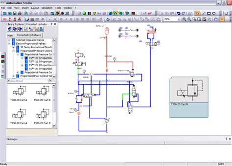 Home Design Pro 2015 Software by Hydraforce Integrates Valve Library Into Automation Studio