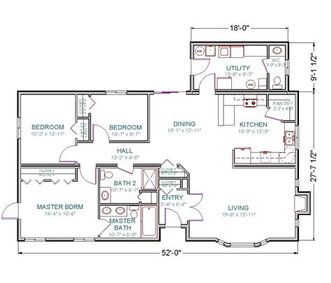 home additions floor plans modular home additions floor plans