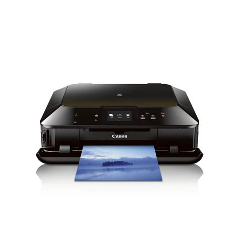 Canon Printer And Scanner canon pixma mg6320 black wireless color photo printer with