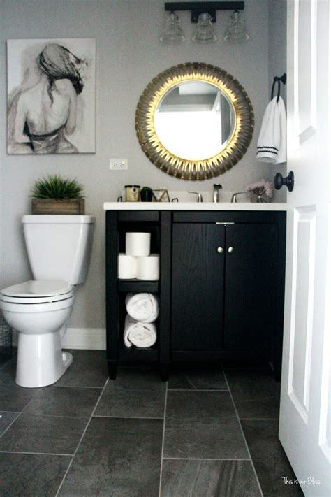 glam bathroom ideas how to create a neutral glam bathroom
