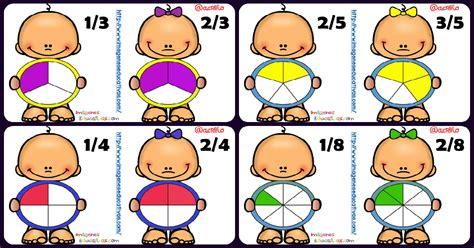 imagenes matematicas de fracciones memorama de fracciones im 225 genes educativas ejercicios de