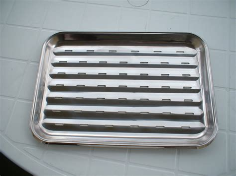 grillschale rund edelstahl edelstahl grillschale bei tchibo netto usw f 252 r 7 99