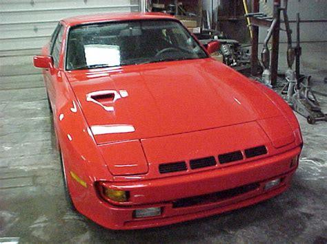Porsche 944 Hood by Hood Scoops Decals And Turbo S Pelican Parts