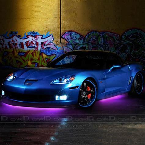 A Light Beneath Their by Plasmaglow 174 10604 Purple Led Car Kit