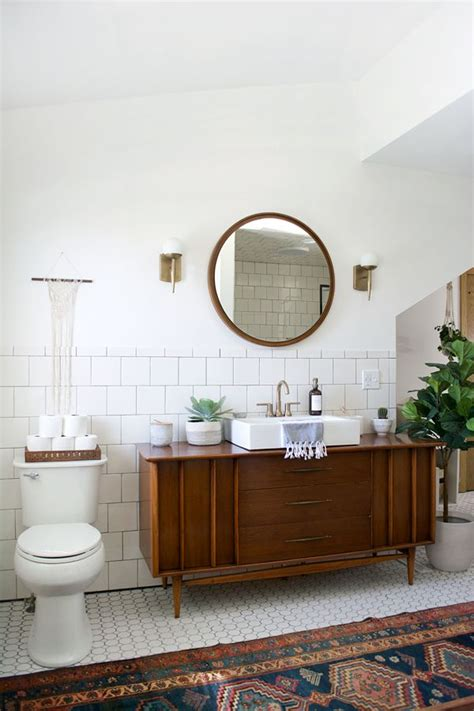 Best 25 Modern Vintage Bathroom Ideas On Pinterest Vintage Vintage Modern Bathroom