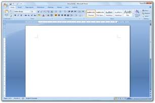 Microsoft Office Word 2007 Office Productivity Tools