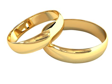 Wedding Rings Pair by Pair Of Wedding Rings Jewelry Transparent Png Stickpng
