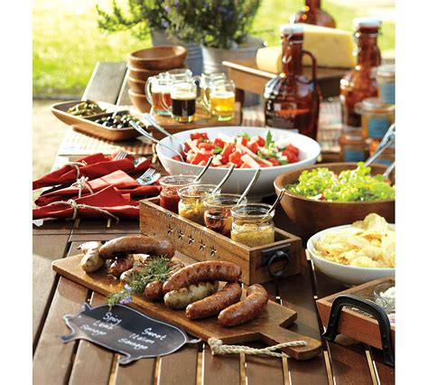 backyard bbq menu how to host a backyard bbq gentleman s gazette