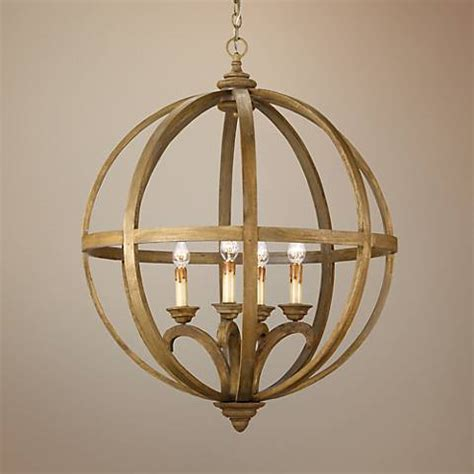 Currey And Company Axel Orb 5 Light 32 Quot Wide Chandelier Chandelier Orb