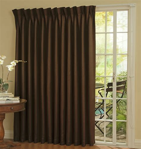 ideas sliding glass door curtains curtain ideas