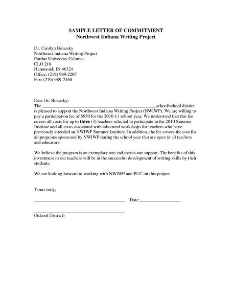 Commitment Recommendation Letter Resume Format Quiz Worksheet Printables Site