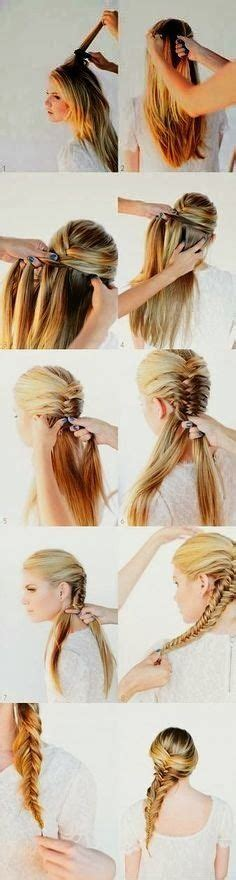 really easy and simple hairstyles 1000 images about hairstyles tutorials on pinterest