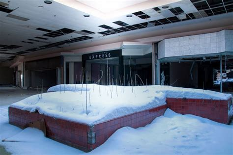 seph lawless rolling acres deserted mall now covered in snow business insider