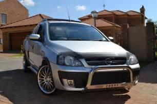 Opel corsa utility 1 8 61000km for sale in ermelo mpumalanga