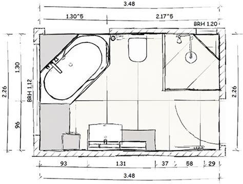 grundriss bad gastebad mit dusche grundriss die neueste innovation der