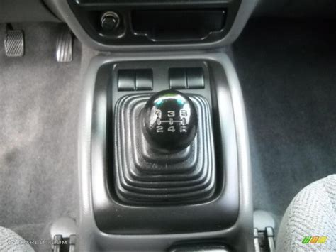Suzuki Grand Vitara Gearbox 2000 Suzuki Grand Vitara Jlx 4x4 5 Speed Manual