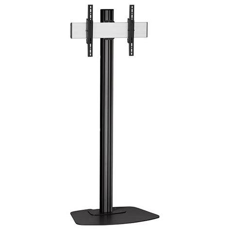 Floor Standing Tv Mount by Vogels F1844b Black Tv Floor Stand 1 8m Black Tv Stands