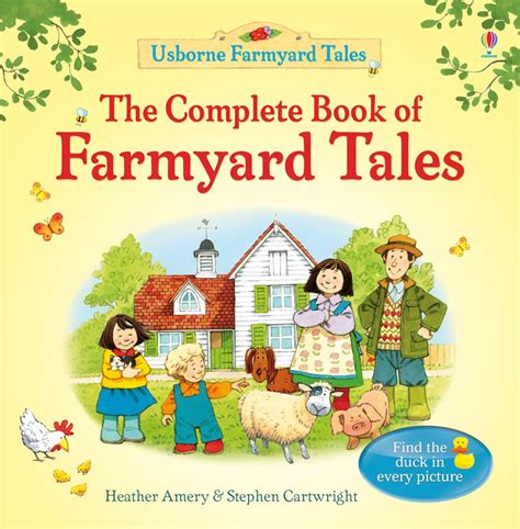 the story books the complete book of farmyard tales at usborne children