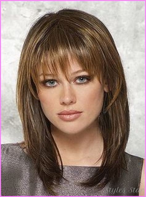 medium length haircut 2017 popular medium length haircuts 2017 stylesstar com