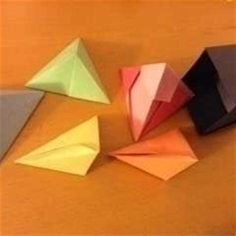Paper Folding Puzzle - small soma cube 183 a puzzle 183 paper folding and origami on