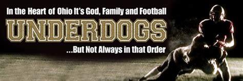 underdogs film football scott patterson quot underdogs quot scott patterson takes the
