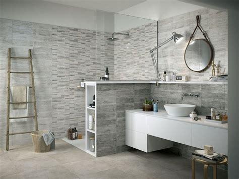 piastrelle finto mosaico per bagno rivestimento in bicottura effetto legno taiga iperceramica