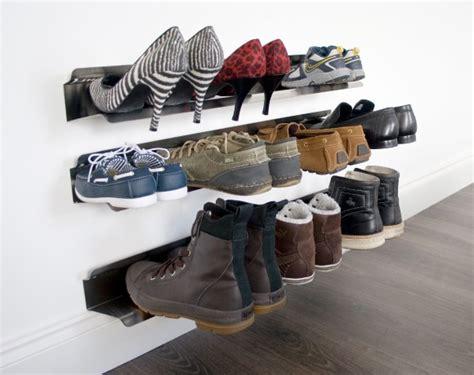 horizontal shoe storage horizontal shoe rack 700mm wall mounted shoe rack